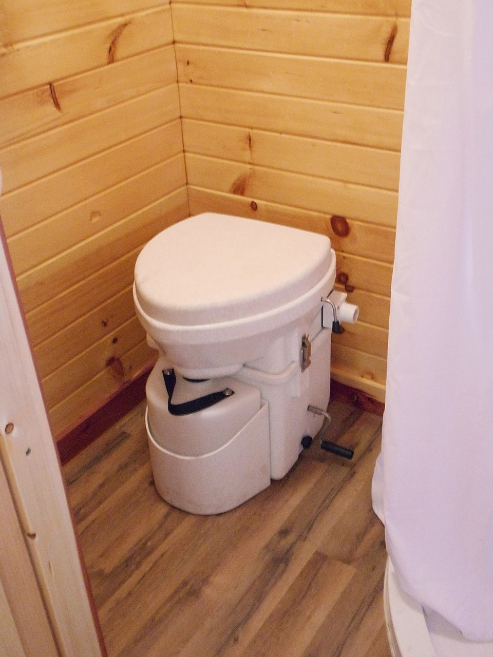 toilet composting head nature cabin cabins natures current