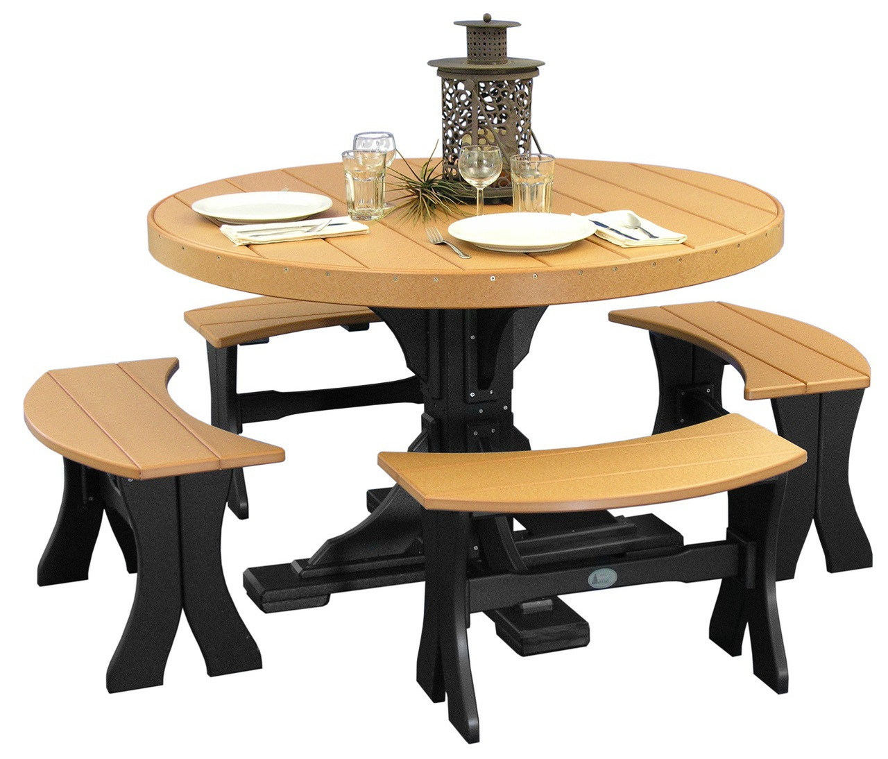 Miraculous 4 Round Table Set 2 Pabps2019 Chair Design Images Pabps2019Com
