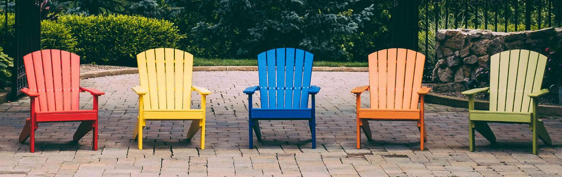 Poly Vinyl Outdoor Furniture