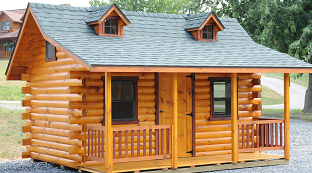 Log Cabins in Ohio