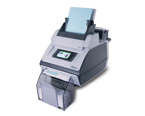 Formax FD 6104 Folder Inserter with 2 sheet Feeder & 1 BRE