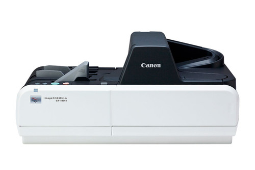 Canon CR 190i-II  Check Scanner, CR190i II with 1 Year Advance Exchange Warranty, #1009C002, GTIN 13803267266