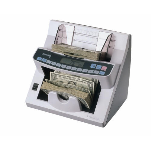 Magner 75UM Currency Counter basic piece counter with UV & MG counterfeit detection
