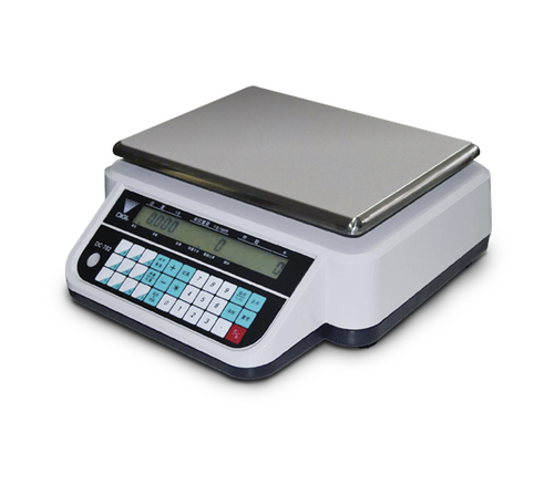 DIGI DMC-782 Series Portable Coin Counting Scale (60lb Limit)