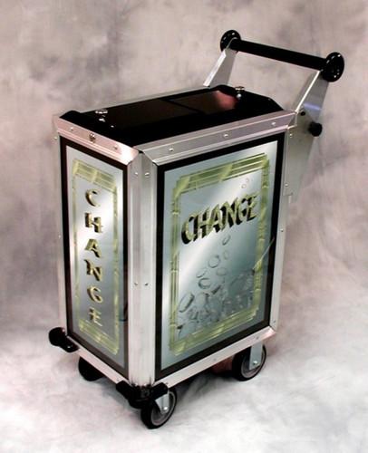 Reldom CC111 Chip Transport Cart