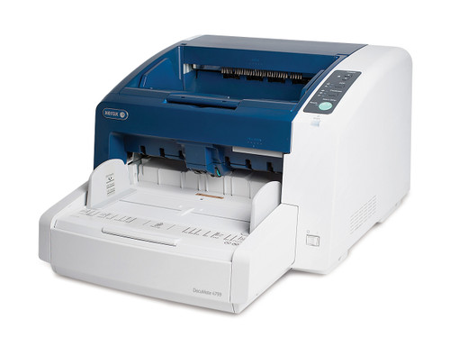 Xerox DocuMate 4799 Extra Performance for Heavy Scanning Demands, Include VRS Basic