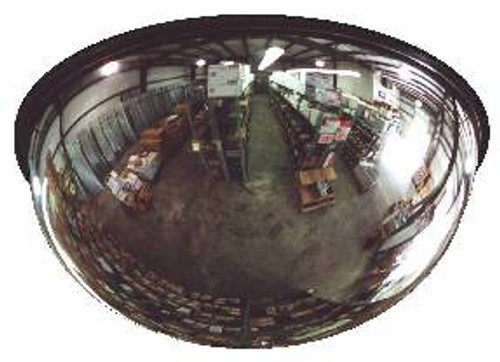 """All-Vu Acrylic Full Dome Mirror, AV18F, 18"""""""