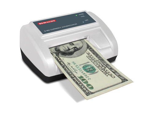 Semacon S-960 Portable Counterfeit Money Detector