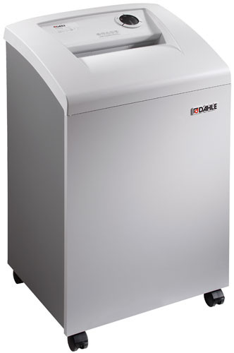 Dahle 40334 High Security Shredder, Small Office Deskside Shredder
