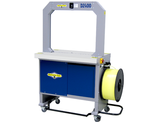 Dynaric D2400 High Speed Automatic Strapping Machine
