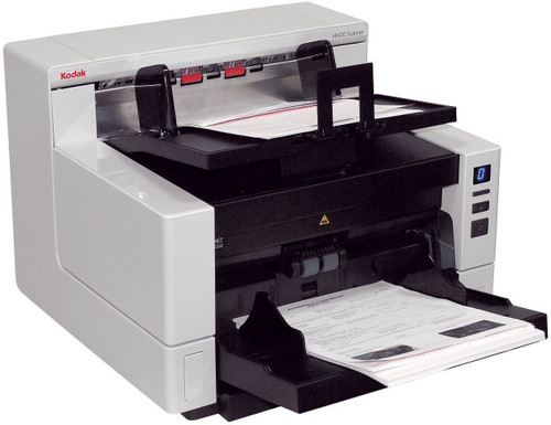 Kodak i4600, 120ppm, ADF, Streak Filtering, Smart Touch and Capture Desktop software included