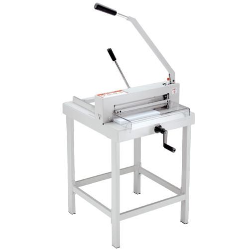 Triumph 4305 manual Table Top Cutter