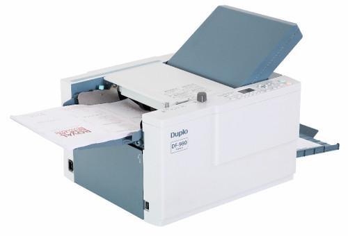 Duplo DF-980 Automatic Paper Folder, Duplo DF980