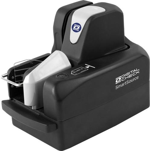 SmartSource Expert Elite SSX1-Elite-FS Check Scanner, 150 DPM (with 4 line inkjet) Ethernet Interface