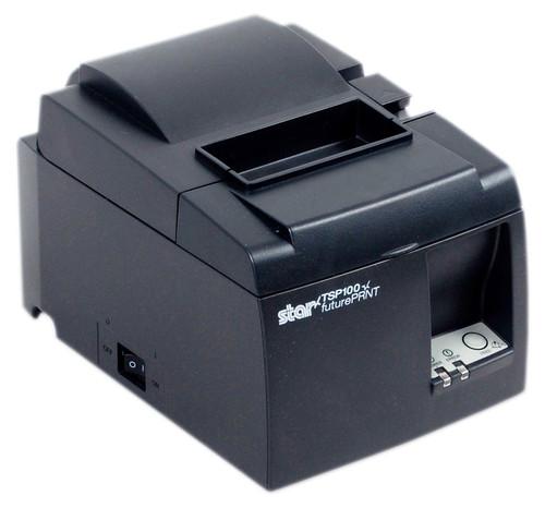 STAR MICRONICS, TSP100ECO Printer, #39464011 (TSP143UII)