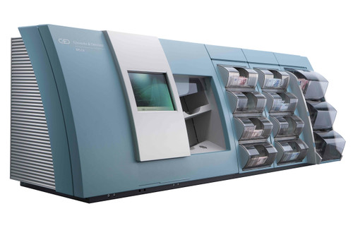 Giesecke & Devrient, G&D BPS C4 Banknote Processor