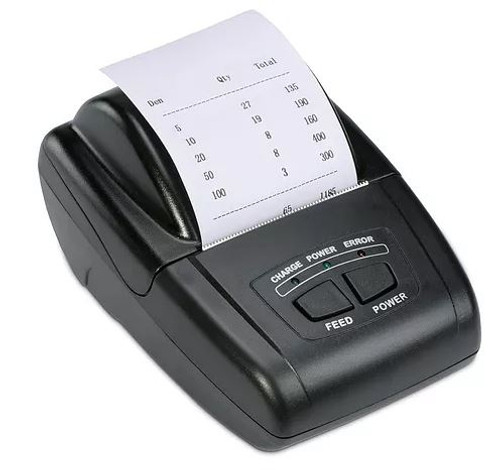 Cassida Thermal Printer add on (battery powered, rechargeable)