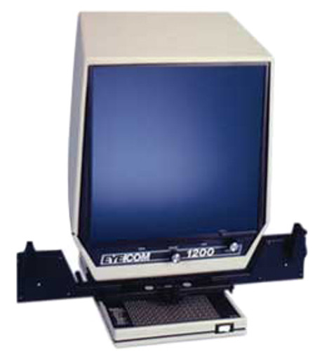Eyecom 1200 Microfilm Viewer Single Lens Unit