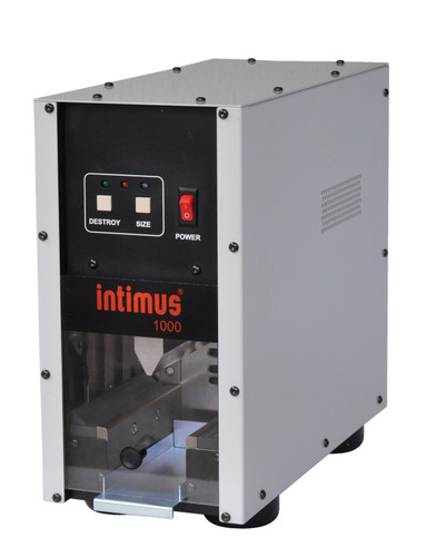 Intimus Crypto I1000 Hard Drive Crusher