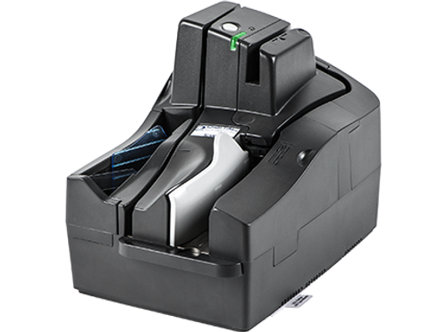 Digital Check TellerScan 500, TS500-200IJ Check Scanner, #155000-82H 200 DPM, 100 item automatic feeder