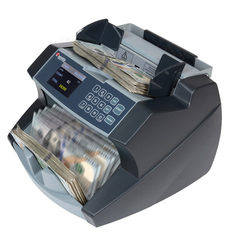 Cassida 6600UV/MG  Currency Counter with Value Count (Does NOT read denominations), Cassida 6600UVMG