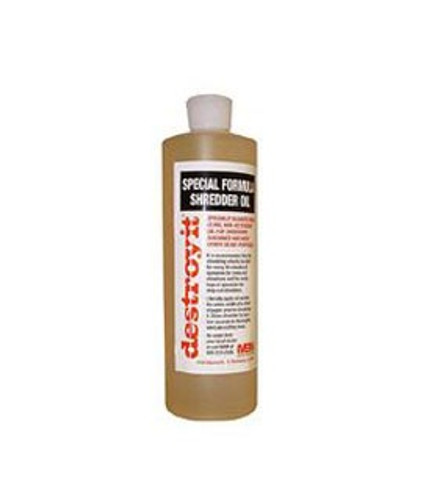 MBM Special Formula Shredder Oil (Pint)