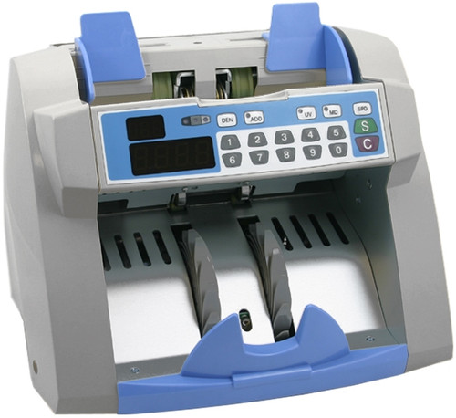 Cassida 85UM Ultra Heavy Duty Currency Counter with Magnetic and Ultraviolet Counterfeit Detection (Discontinued - See Cassida 75)