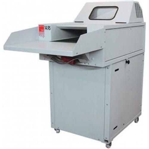 Intimus 14.95 Strip Cut Industrial Shredder 1/4 Inch #698904