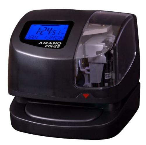 Amano PIX-25 Time Clock, Amano PIX25