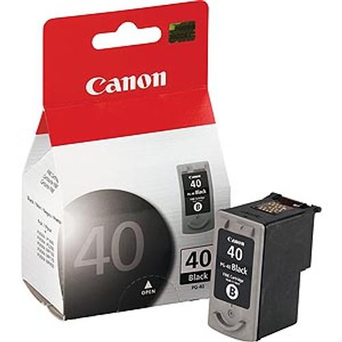 Canon PG40 Black Inkjet Cartridge (PG-40) Certified Non-Generic OEM