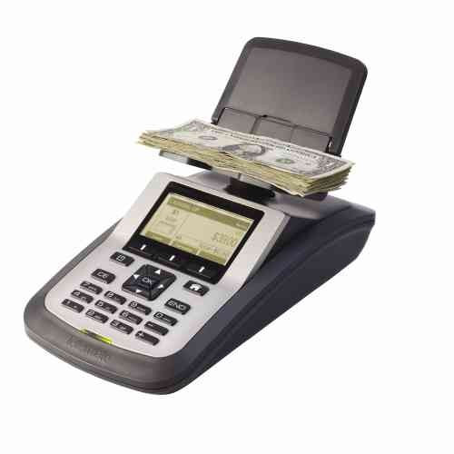 TellerMate T-ix R3500 Currency Counter Scale with integrated keypad (Call for Special Discount Pricing!)