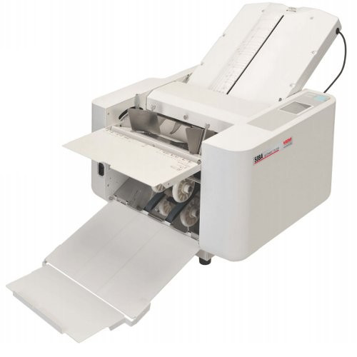 MBM 508A Automatic Programmable Tabletop Folder