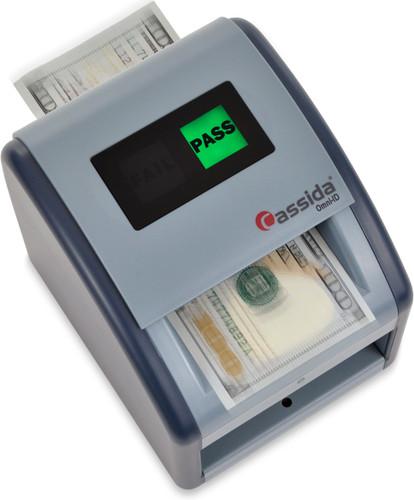 Cassida Omni-ID Counterfeit Detector with UV Identification Verification Lights