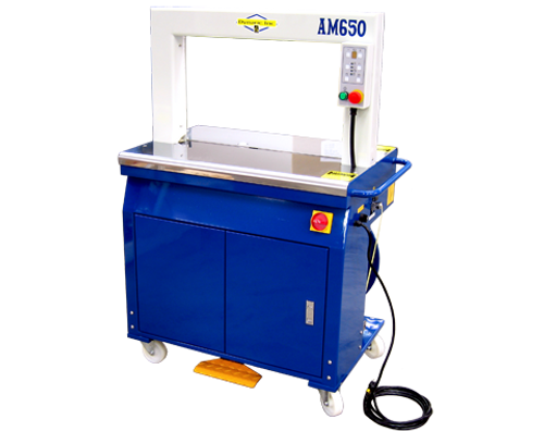 Dynaric AM-650 Automatic Strapping Machine