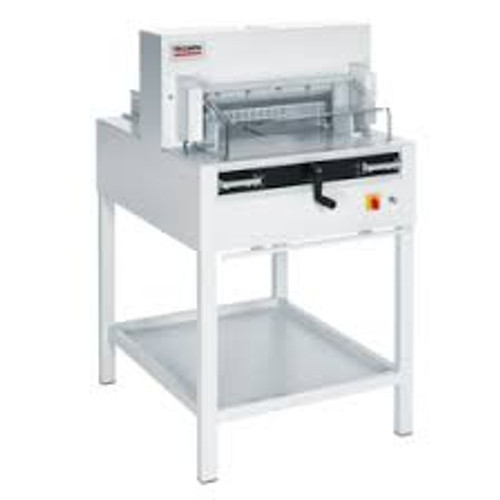 Triumph 4850 Automatic Programmable Cutter with Digital Display