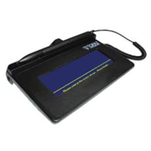 Topaz SigLite LCD 1x5 Serial, T-L460-B-R