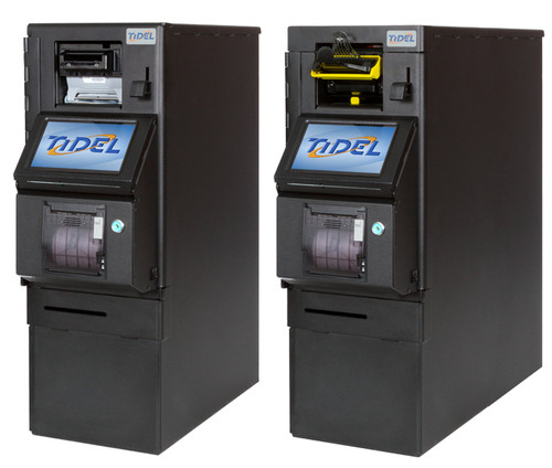 Tidel Series 3 Cash Deposit Safe (Single or Bulk Note Feeder )