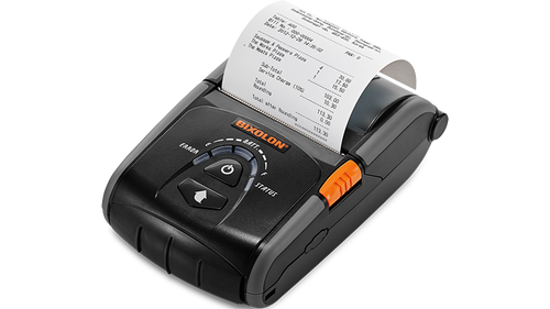 "BIXOLON, SPP-R200IIIIK, 2"" MOBILE RECEIPT PRINTER, USB, WINDOWS/ANDROID/IOS"