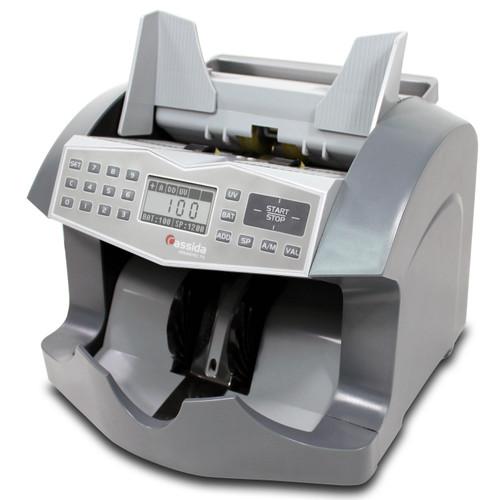 Cassida Advantec 75UV Currency Counter (Cassida 75U) Ultraviolet Counterfeit Detection