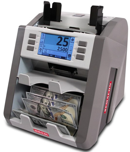Heavy Duty Semacon S-2500 Currency Discriminator (2nd Generation) S2500