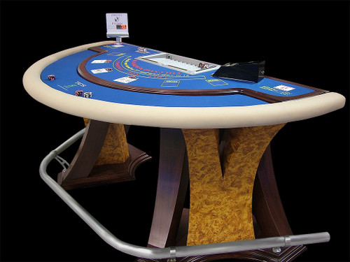 TCS JOHN HUXLEY Drink Holder Blackjack Table