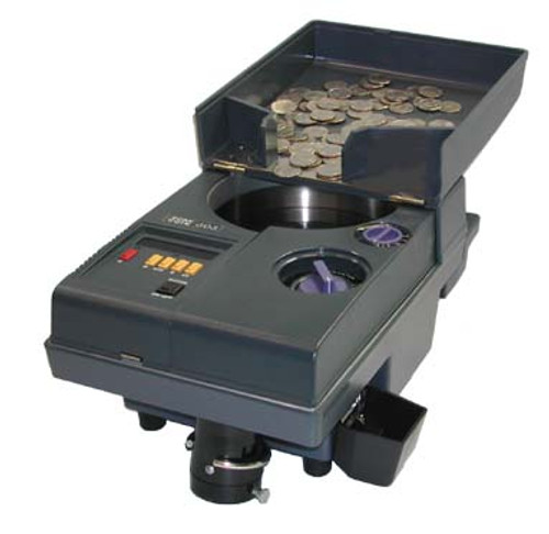 Scan Coin SC303 Coin Counter, Coin Packager