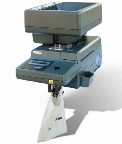 Scan Coin SC3003 Heavy Duty Universal Coin Counter, Coin Packager