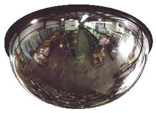 """All-Vu Acrylic Full Dome Mirror, AV36F, 36"""""""