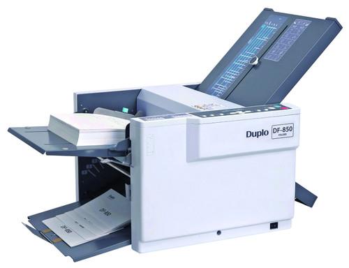 Duplo DF-850 Paper Folder, Duplo DF850