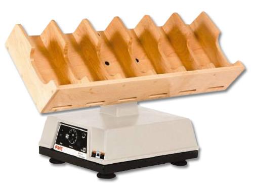 Syntron FMC J-50-B Six Pocket Tilt Rack Paper Jogger, 6515-092-EUS, 207859-A