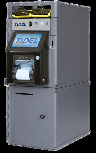 Tidel Series 4 Cash Deposit Safe with Bulk Note Feeder