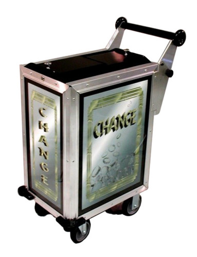 Reldom CC210 Chip Transport Cart