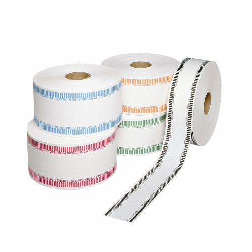 1000' Nickel Auto Wrap Coin Paper  (8 rolls)