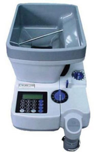 Scan Coin SC360 Coin Counter, Coin Packager with automatic hopper